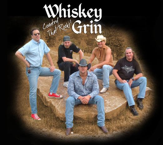 Whiskey Grin Band in Pittsburgh, PA